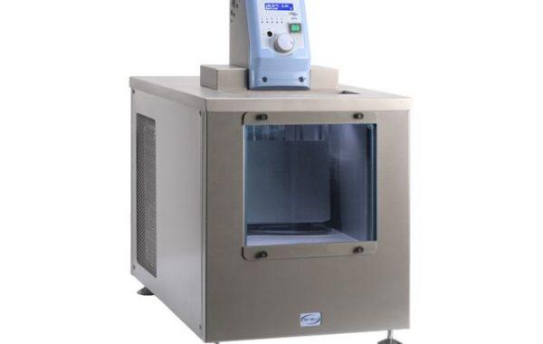 Апаратура  за измерване на кинематичен вискозитет